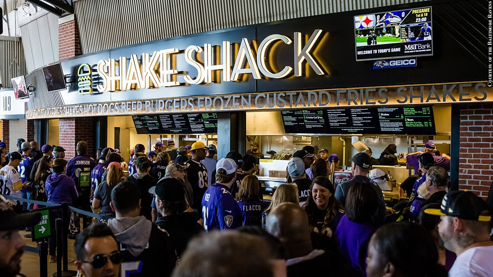Best Of Baltimore Sports: Best New Stadium Concessions