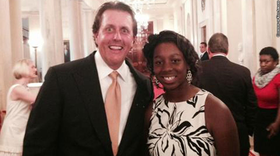 Issue 199: Phil Mickelson, Kendel Abrams
