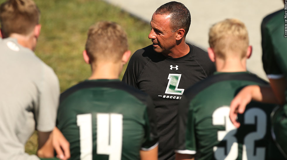 Issue 212: Loyola Men's Soccer Coach Steve Nichols