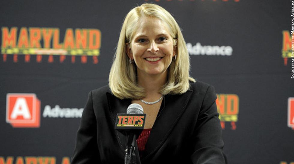Terps Women's Basketball 2015: Brenda Frese