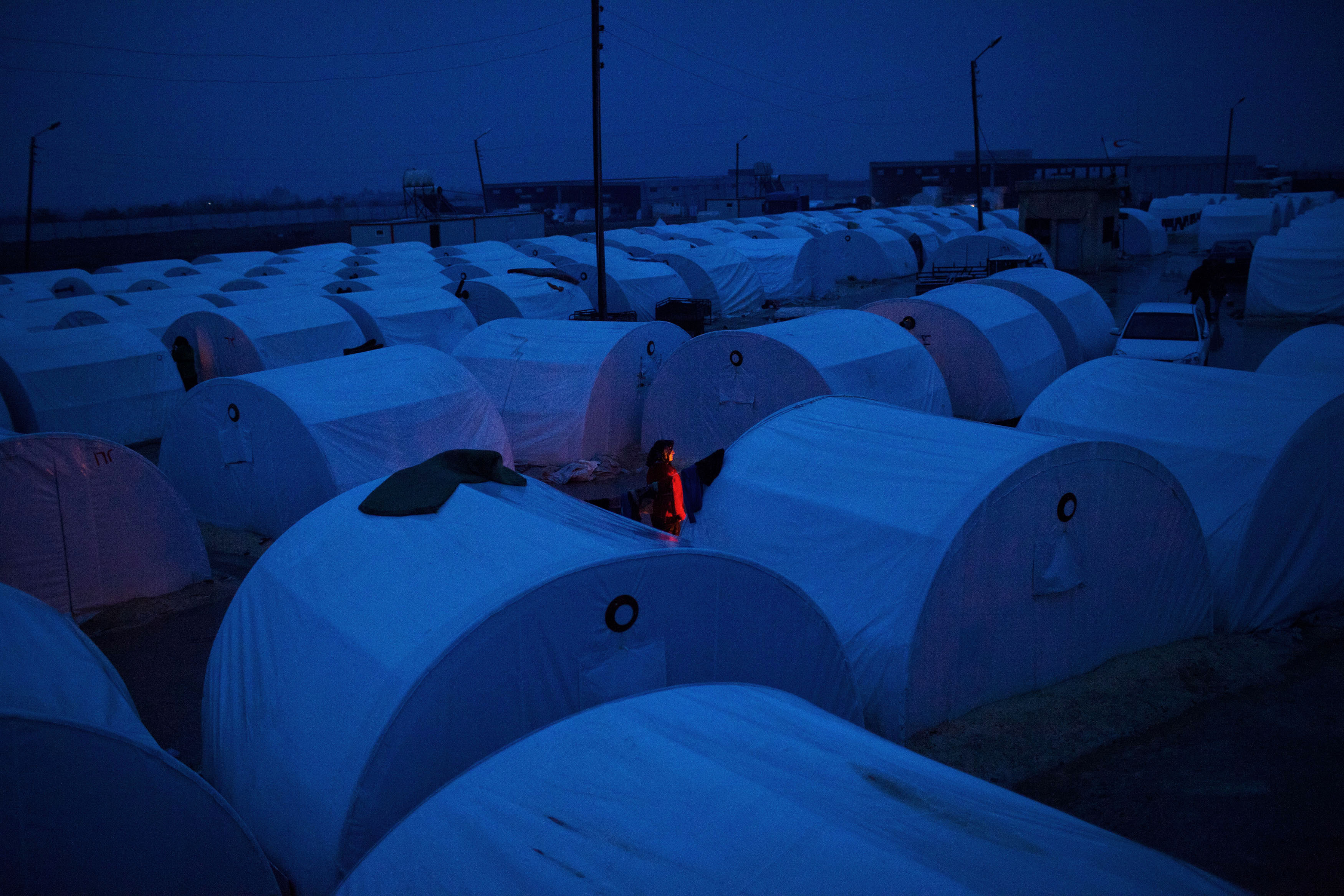 Syrian camps