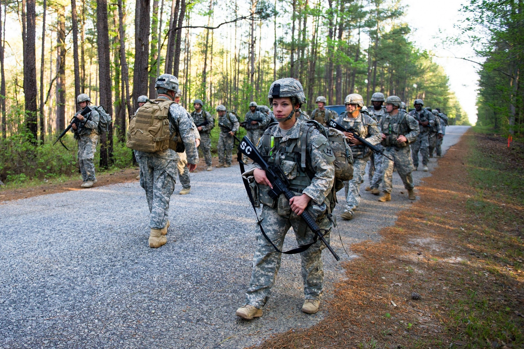 how to become an infantry officer