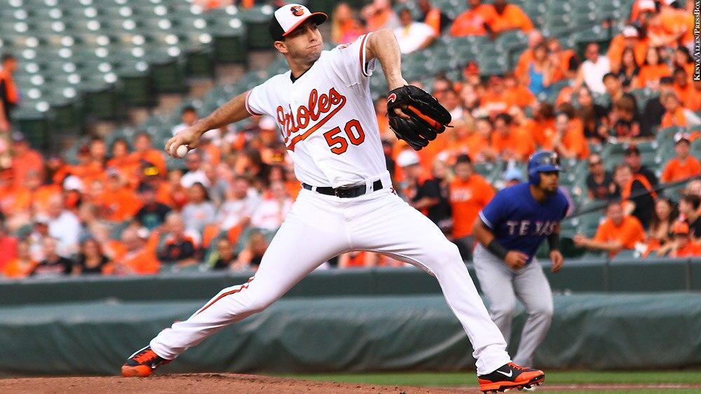 Issue 219: Orioles: Miguel Gonzalez