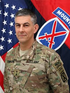 Xviii Airborne Corps Stephen Townsend New Commander