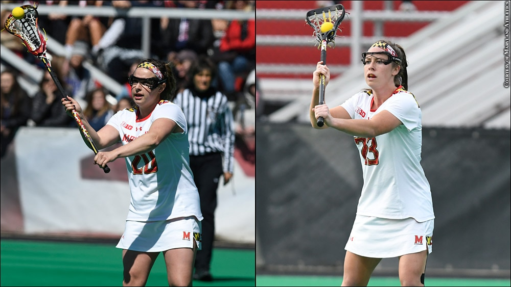 Maryland-terps-womens-lacrosse-2018-taylor-hensch-megan-whittle