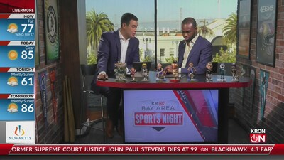 Bay Area Sports Night July 16, 2019