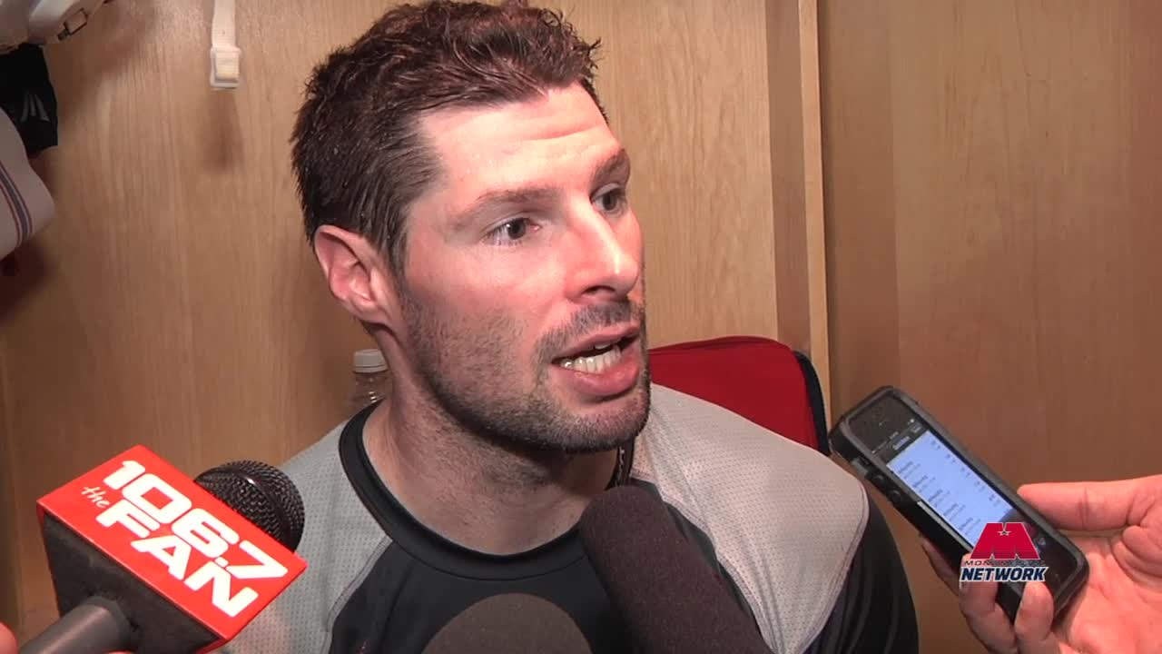 Troy Brouwer 1/11/14