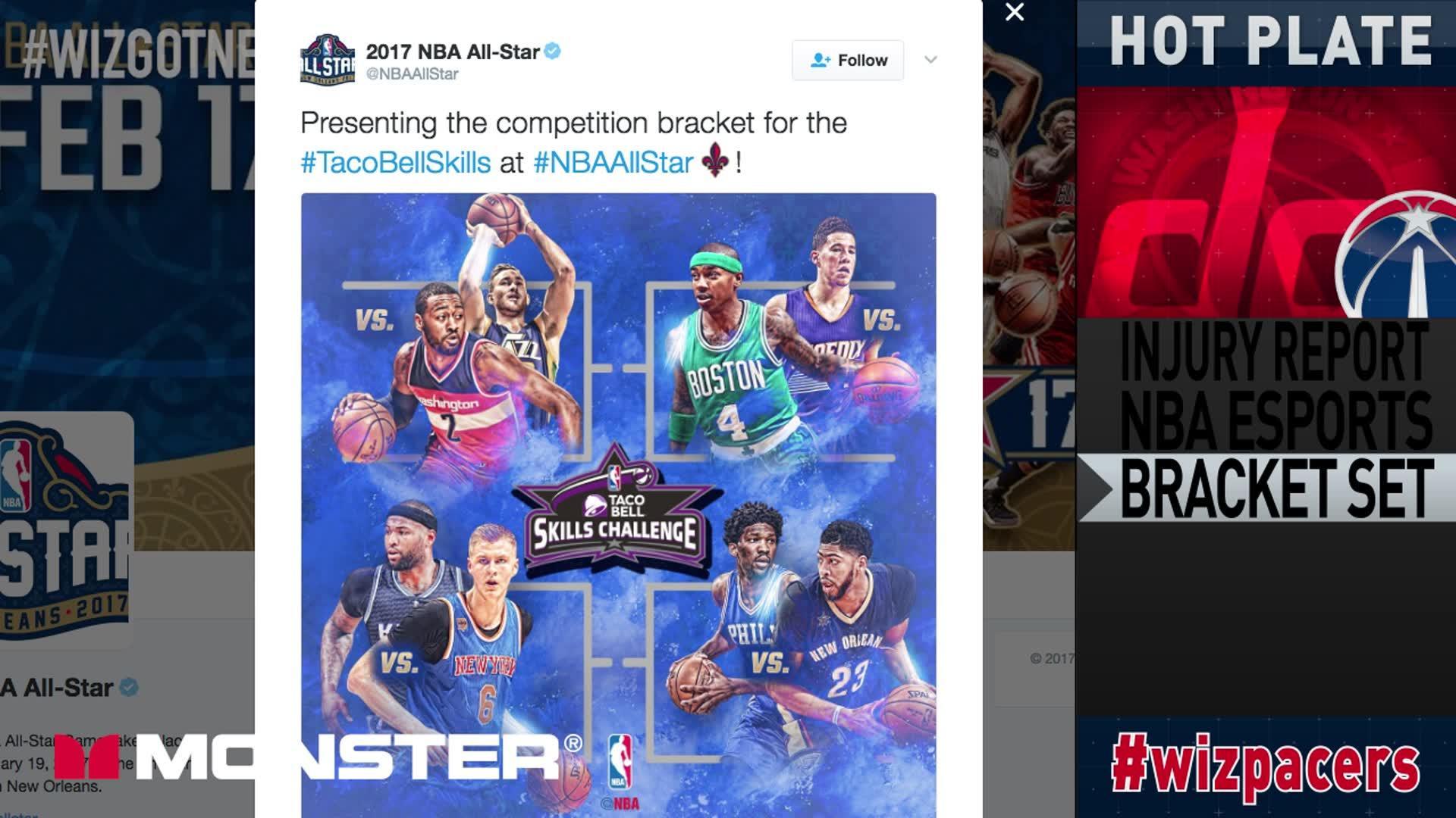 Wiz Got Next: Wizards vs Pacers Pt 3 - 2-10-17