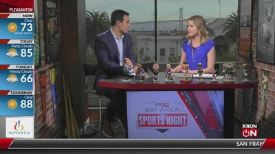 Bay Area Sports Night Aug. 5, 2019