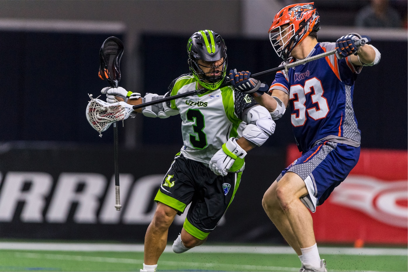 2018 LSN Awards Pro Outdoor Player Of The Year
