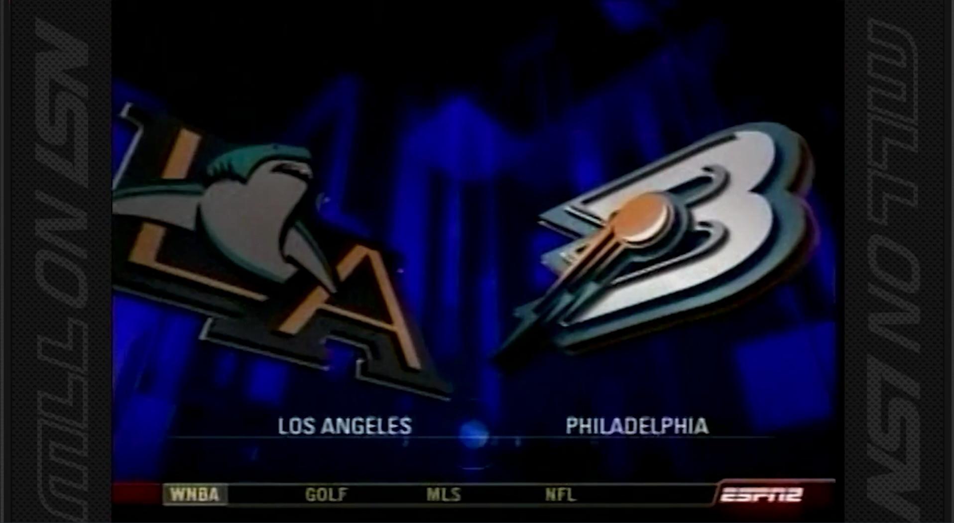 2007 MLL Championship Los Angeles Riptide Vs Philadelphia Barrage