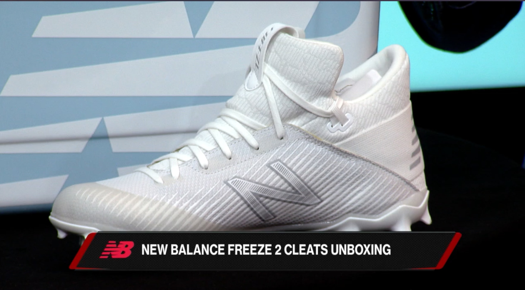 a478ffb1c7c Unboxing the New Balance Freeze 2.0 Cleats