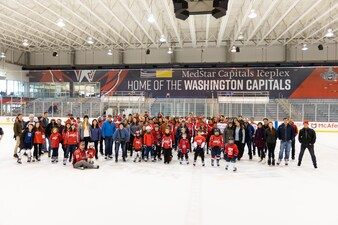 February VIP Event- Skate With The Caps 02/10/19