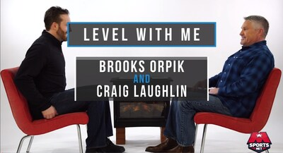 Level With Me: Brooks Orpik & Craig Laughlin