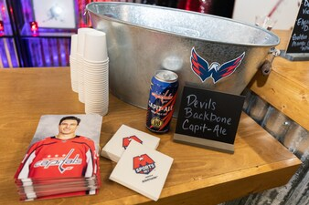 September 2019: Beer Tasting With the Caps