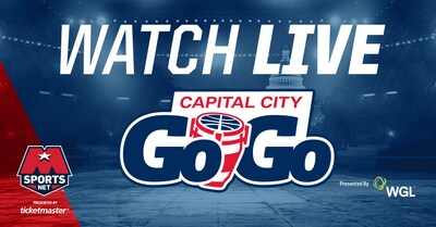 Watch Capital City Go-Go Season Opener: Nov. 9