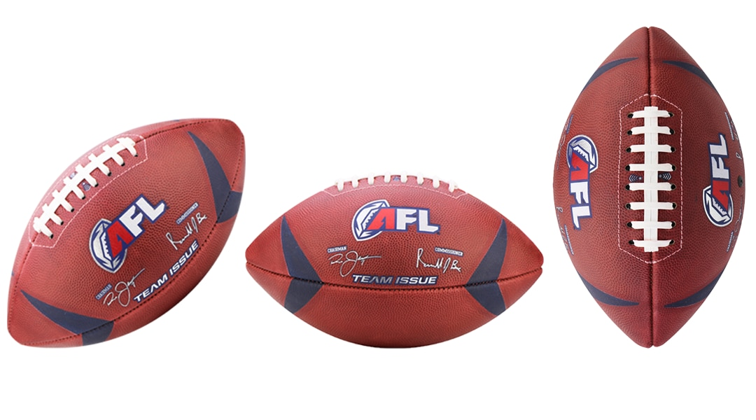 New Official Game Ball Introduced | Arena Football League