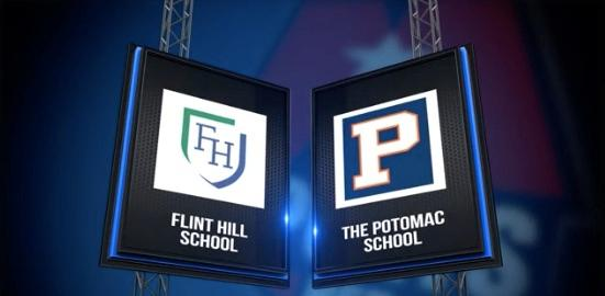 High School Basketball Showcase: Flint Hill vs. Potomac 2/11/17