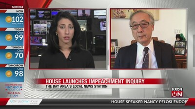 Expert Explains: House launches impeachment inquiry