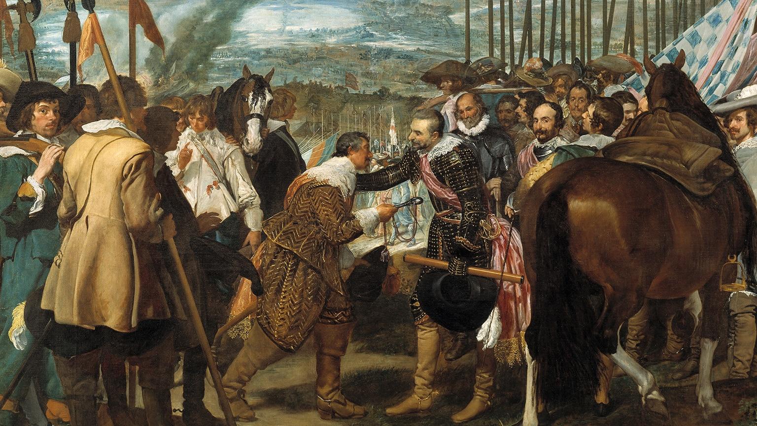 Baroque Painting in Spain