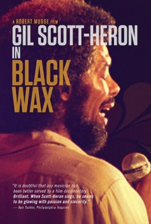 Image of Gil Scott-Heron: Black Wax - Trailer