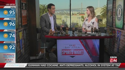 Bay Area Sports Night Aug. 15, 2019