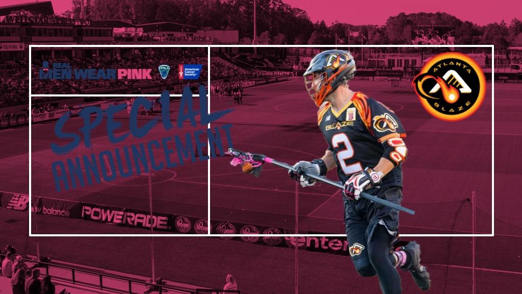 500 Credit Score >> Scott Ratliff, Atlanta Blaze Win Real Men Wear Pink Chall
