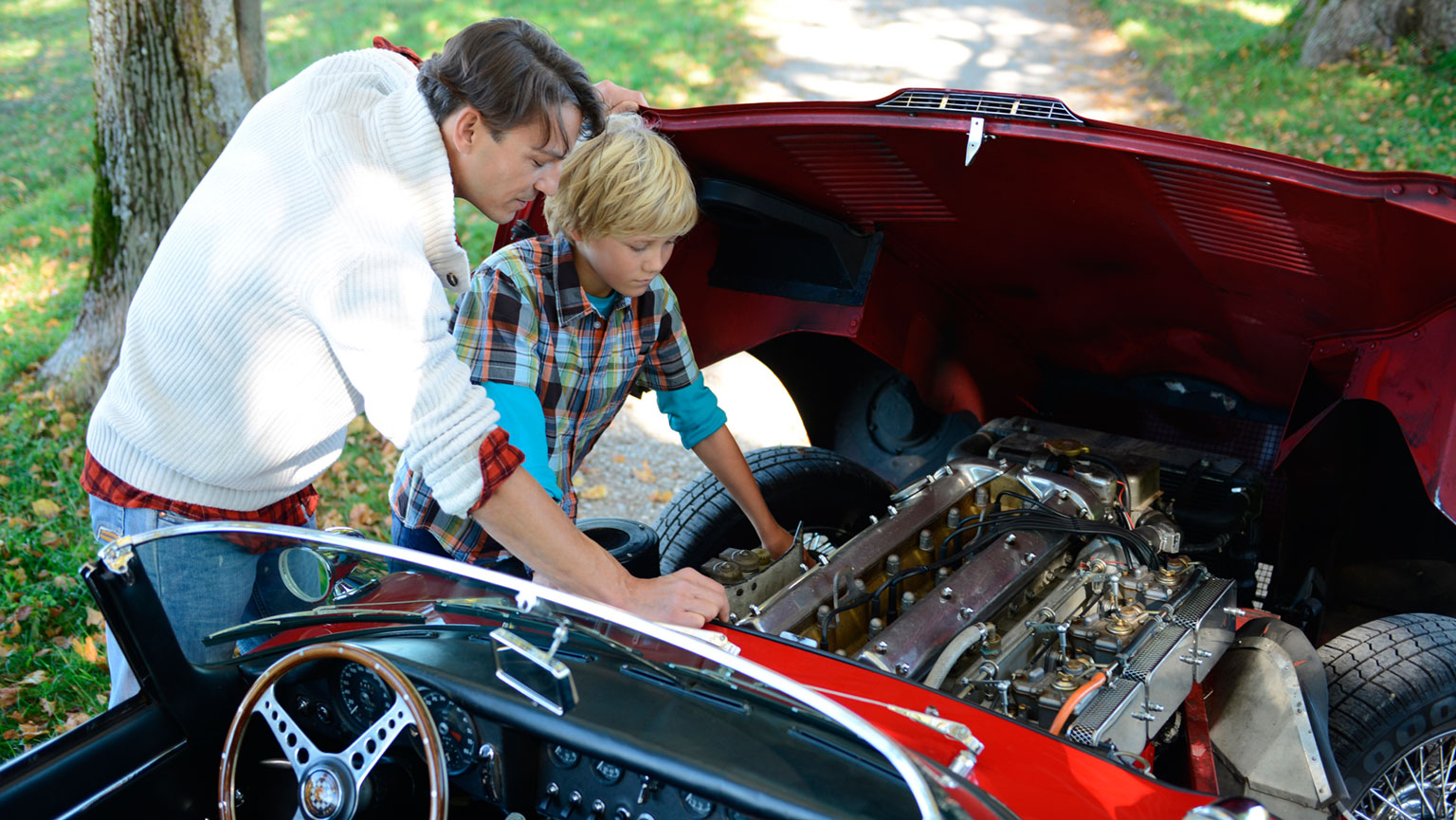 Thermodynamics—What's under the Hood