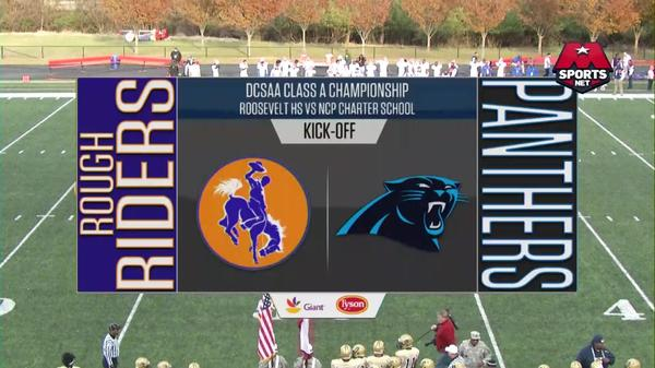 HS Football Showcase: Theodore Roosevelt vs. National Prep