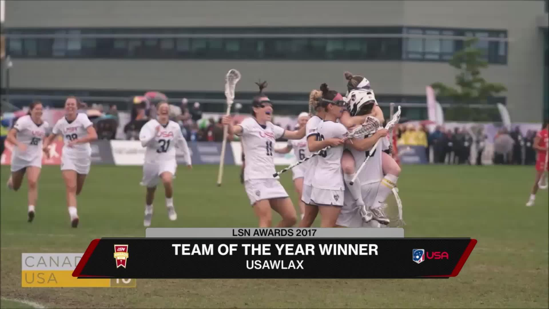 2017 LSN Awards: Team of the Year