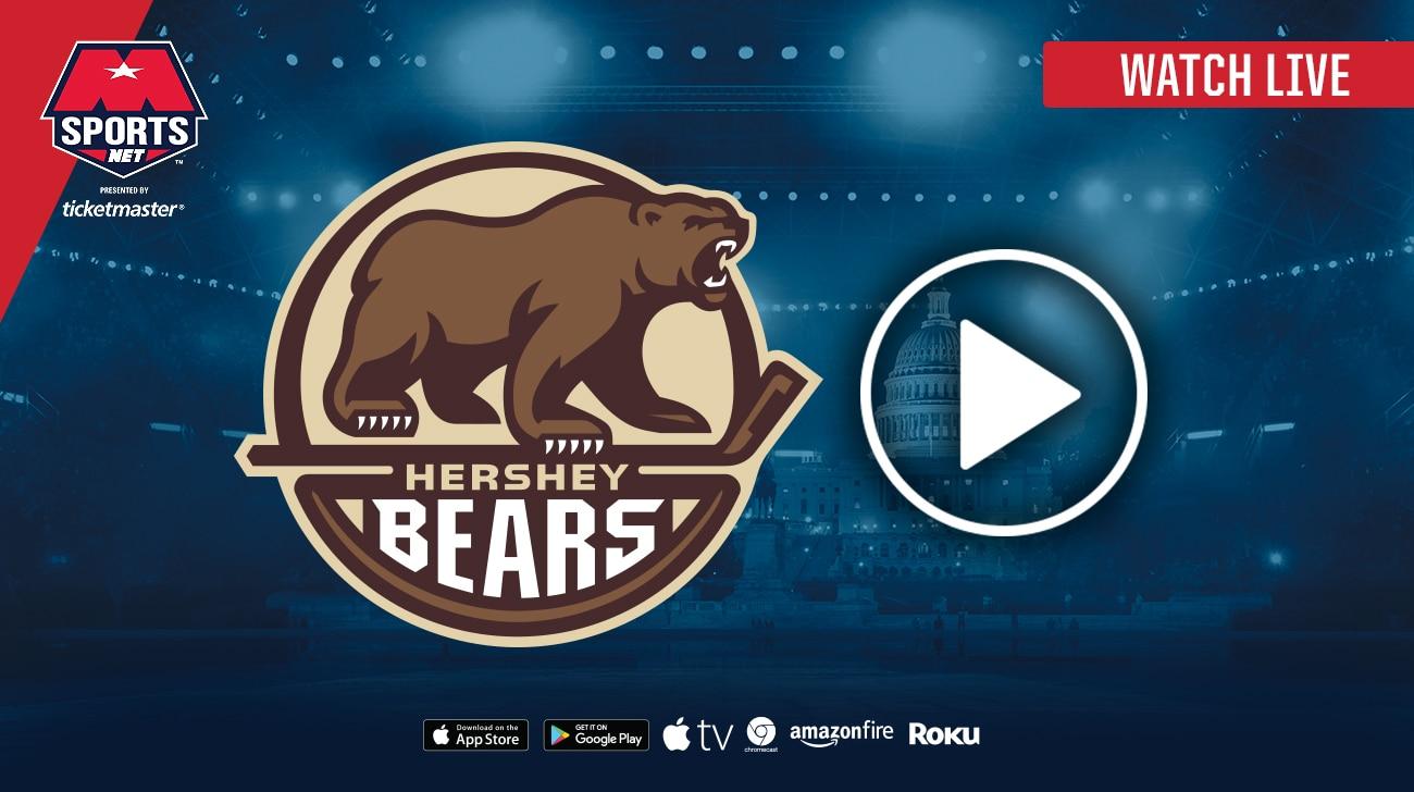 Hershey Bears Live
