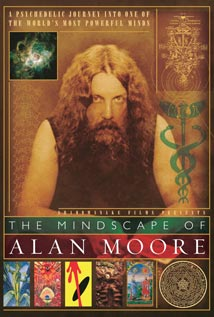 Image of The Mindscape Of Alan Moore