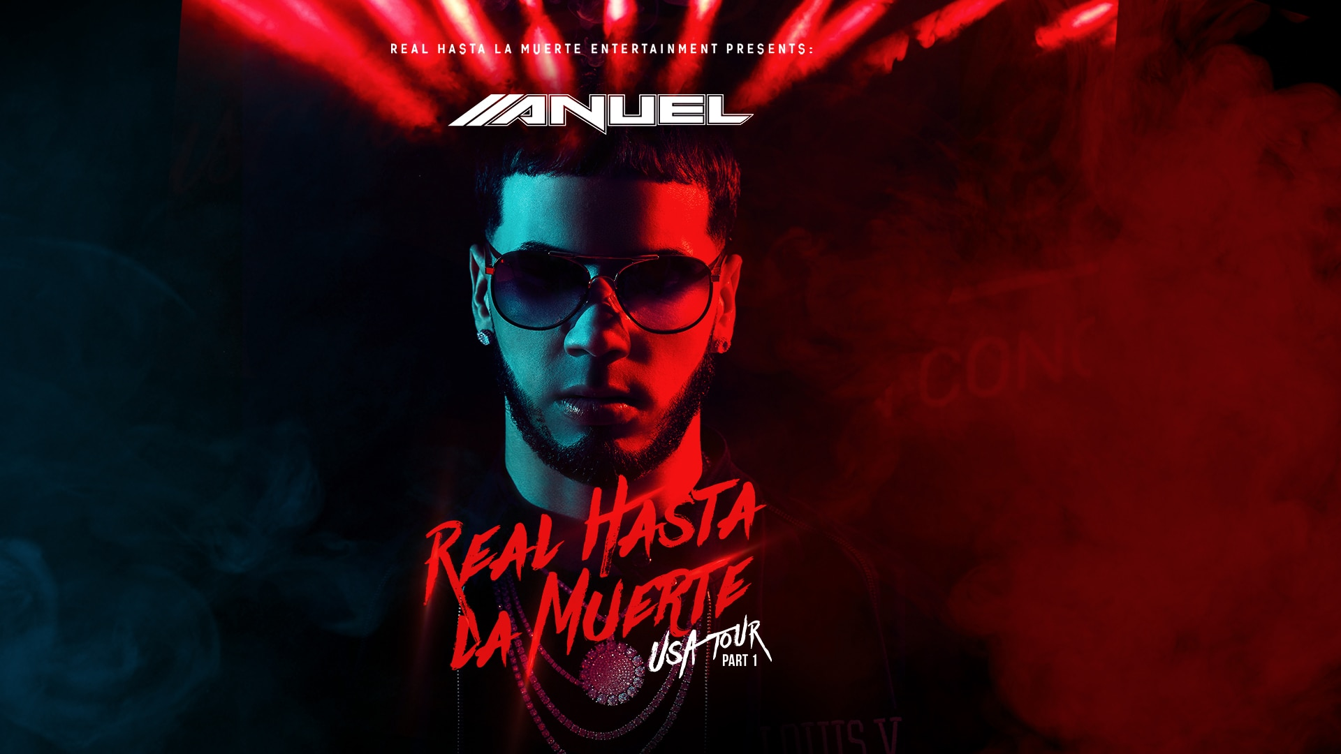 Anuel AA - Real Hasta La Muerta Tour