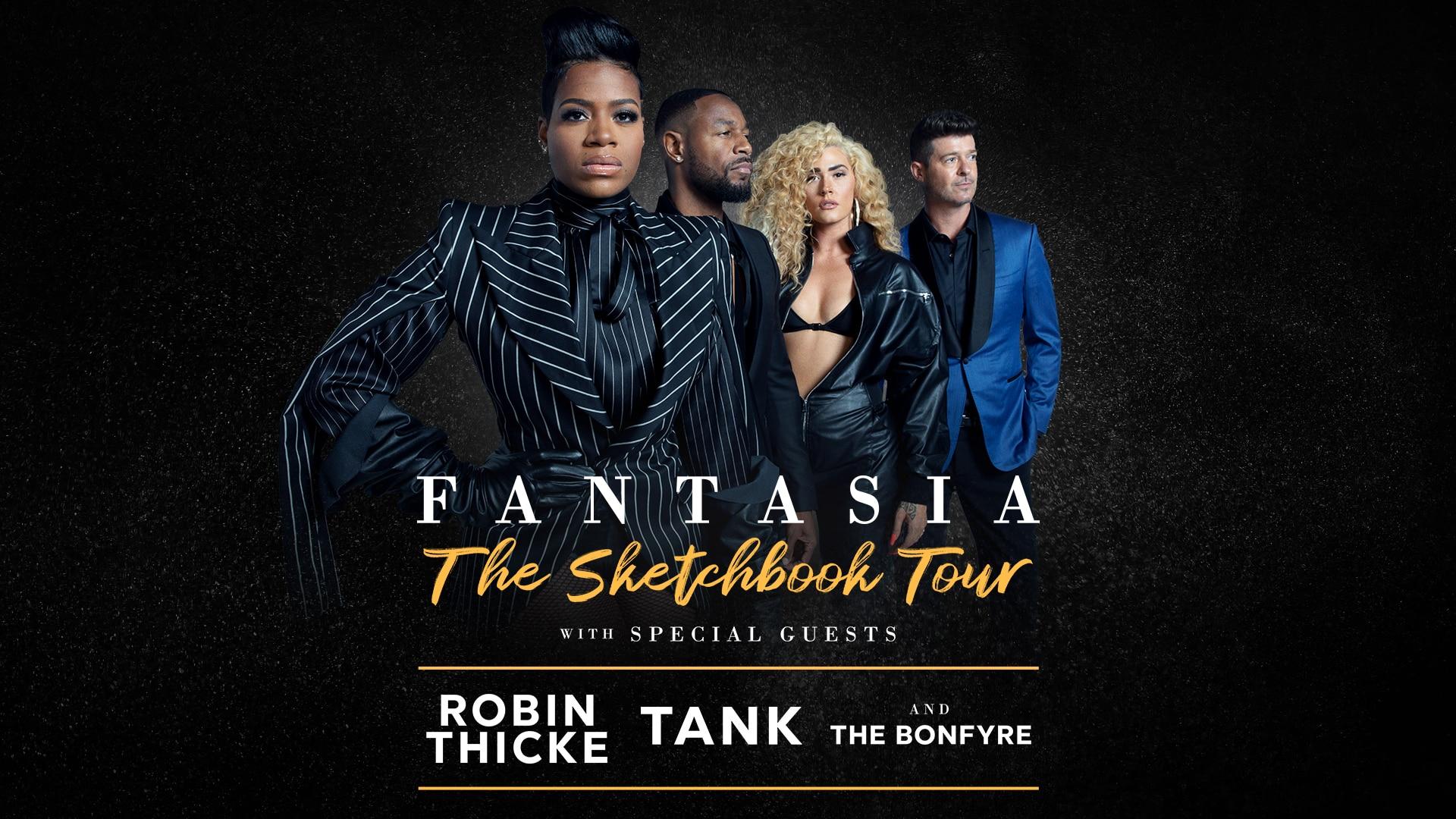 Fantasia Presents The Sketchbook Tour