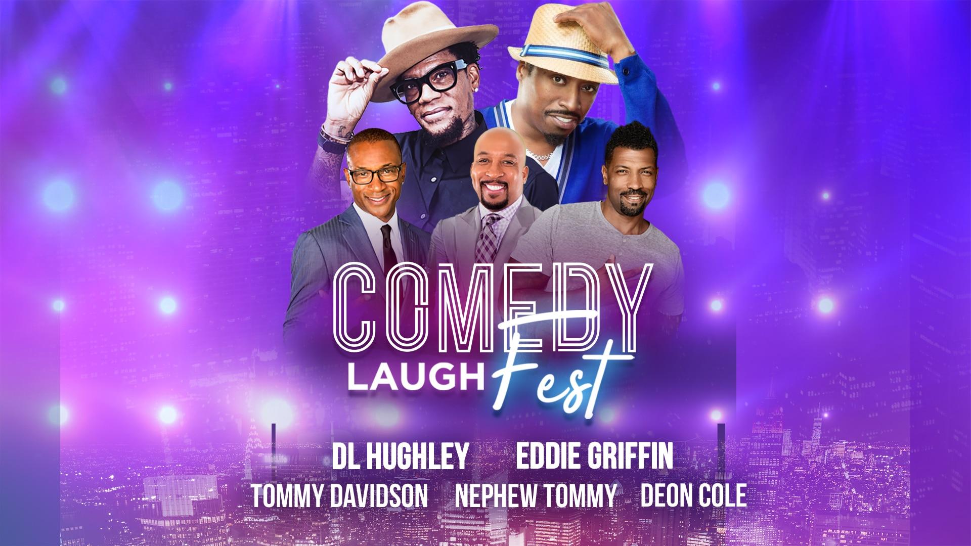 Comedy Laugh Fest 2020