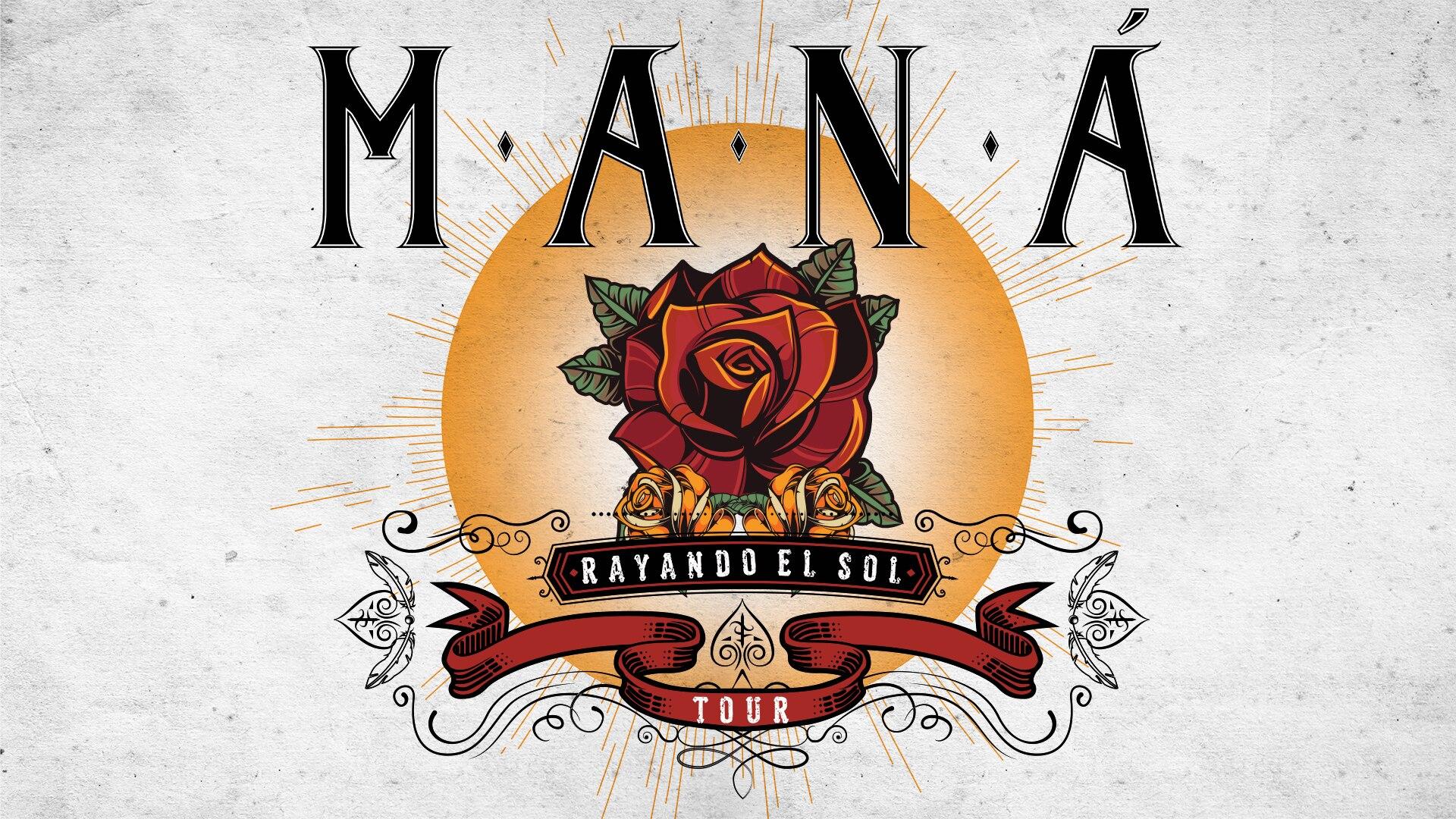 MANÁ - Rayando El Sol Tour 2019