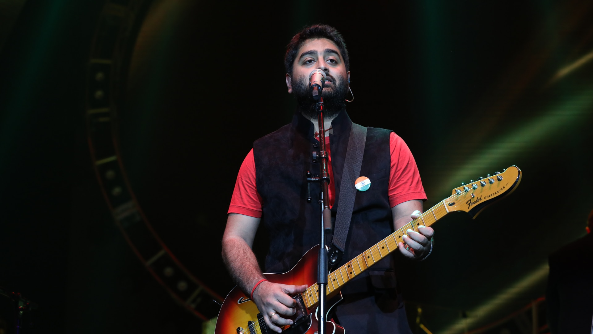 Arijit Singh Live in Concert with World Musicians