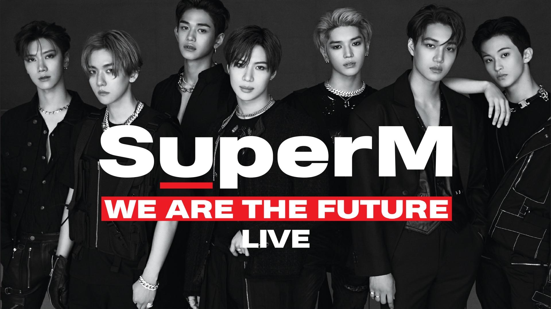 SuperM: We Are The Future Live