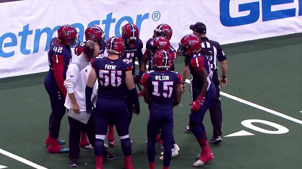 AFL Week 16 Full Game: Brigade @ Valor [Valor Broadcast]
