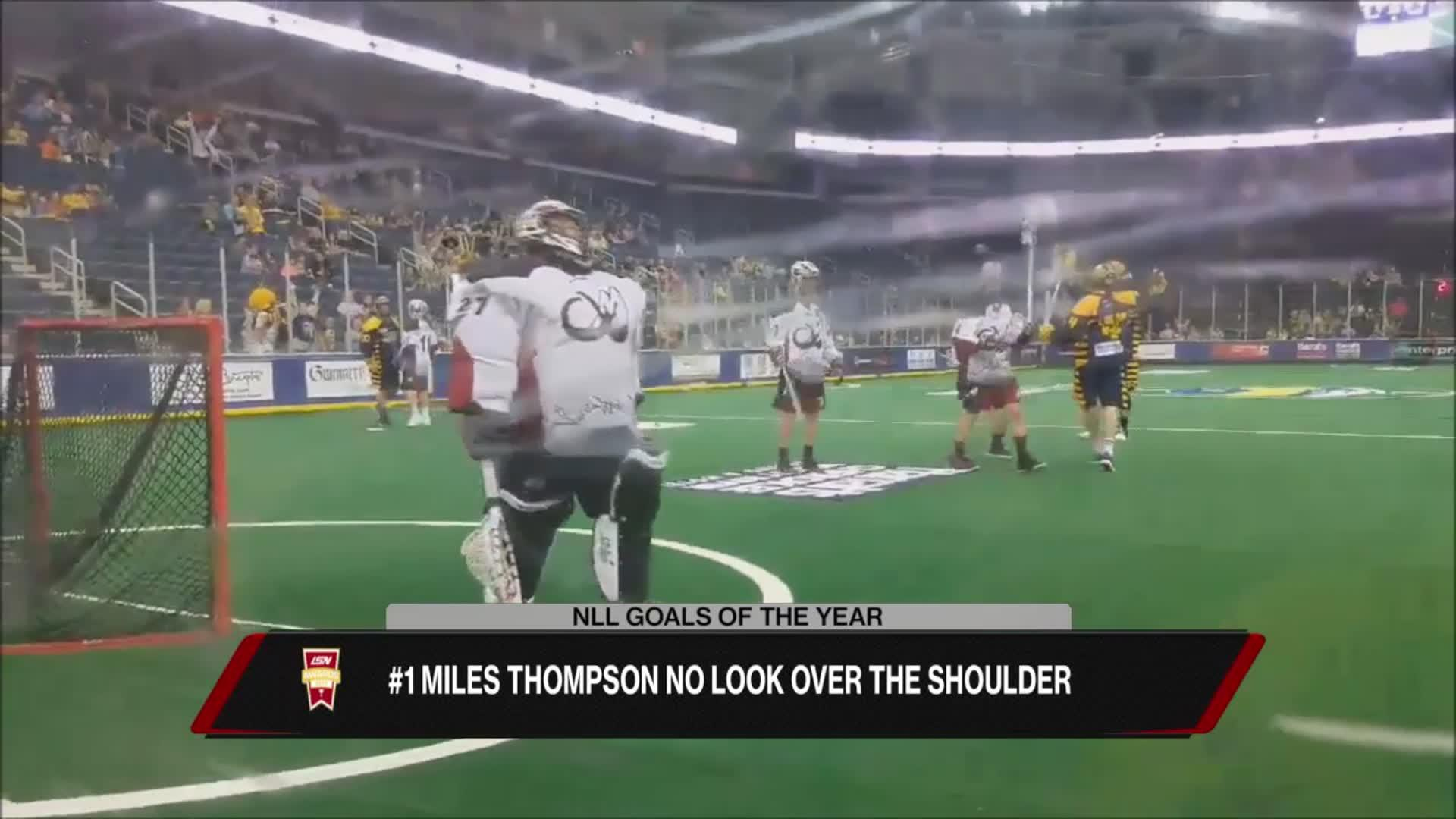 2017 LSN Awards: NLL Top 10 Goals of the Year