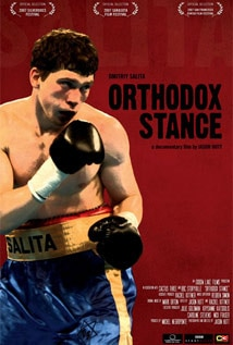 Image of Orthodox Stance