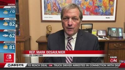 Rep. Mark DeSaulnier on border, Iran