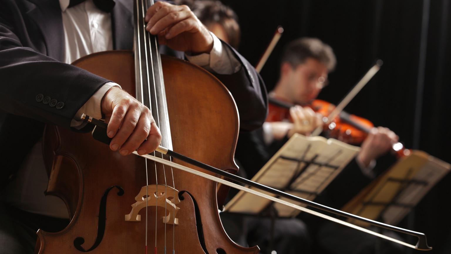 Dvorák—Concerto for 'Cello