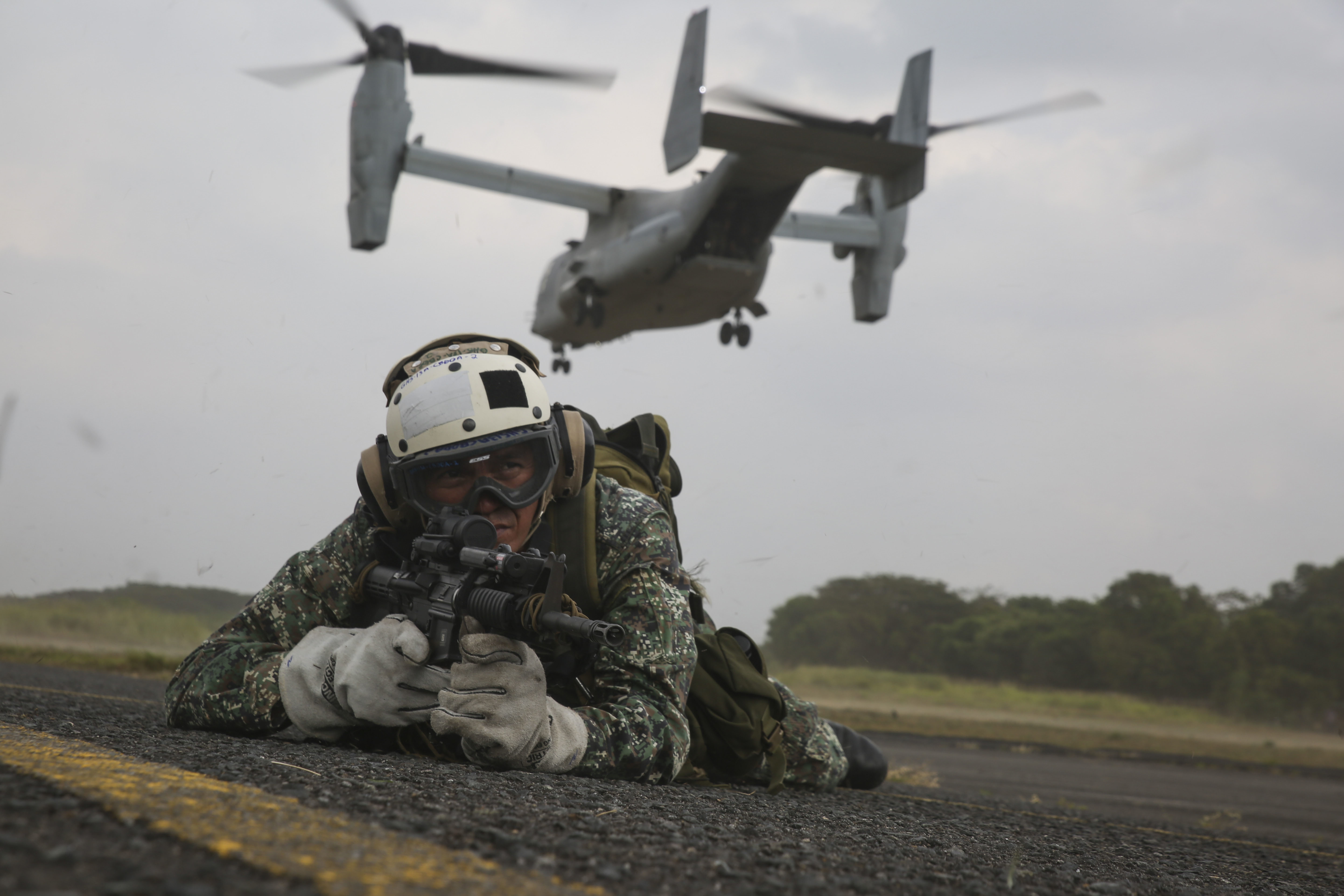 Us Plans Use Five New Bases Philippines