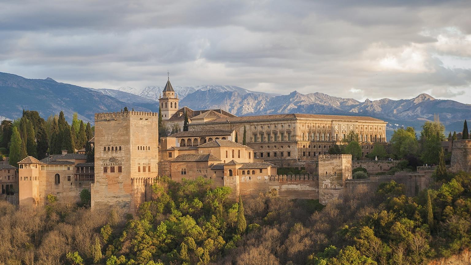 Al-Andalus—Islamic Spain