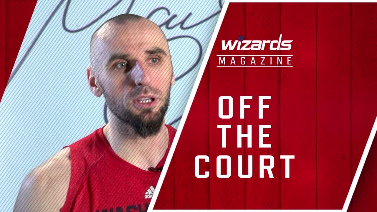 Wizards Magazine 2013-14: Episode 4, Segment 2