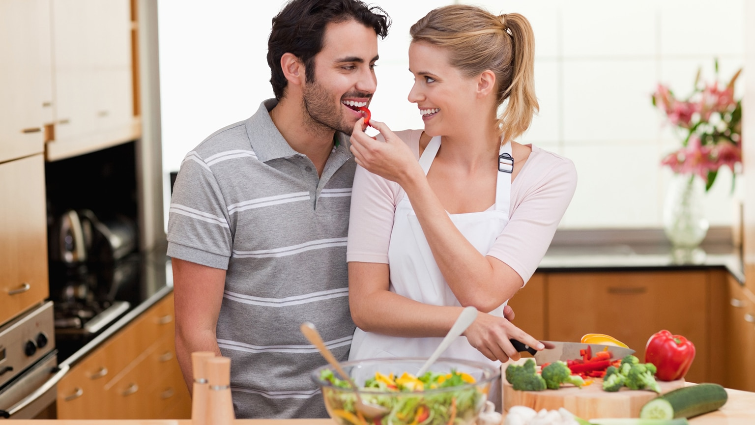 Making Healthy Cooking a Lifestyle