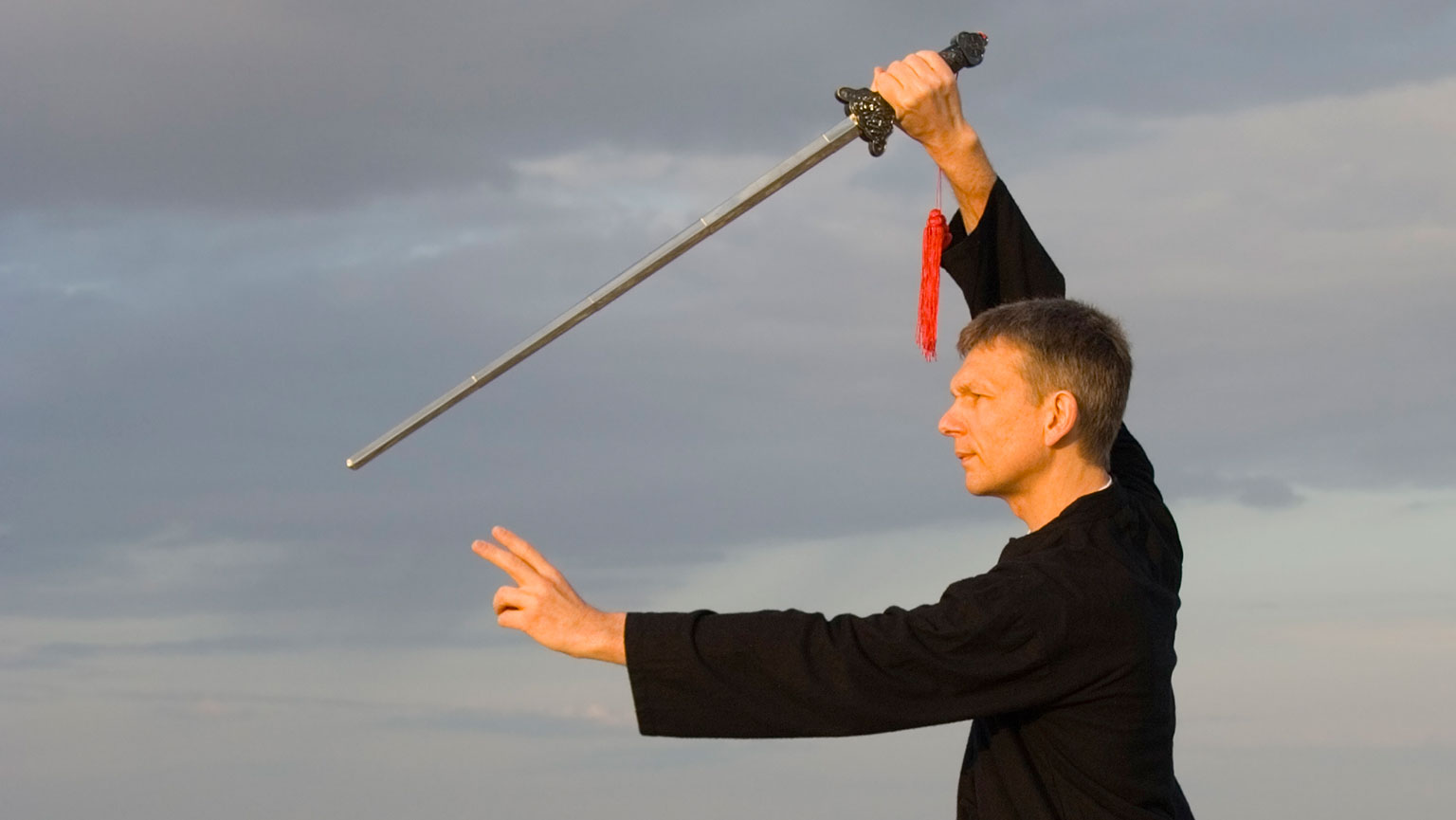 Tai Chi Weapons—When Hands Are Not Empty