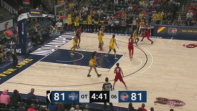 Highlights: Mystics vs. Fever 7/19/19