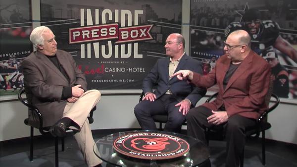Image of Inside PressBox 11/25/18 Pt. 2: Talking Terps With Bruce Posner